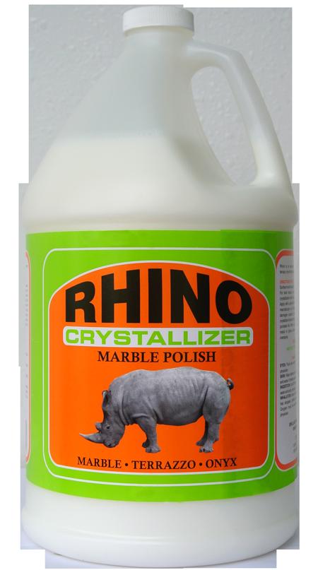 Floor Crystallizer-Rhino-Crystallizer-Marble-Polish